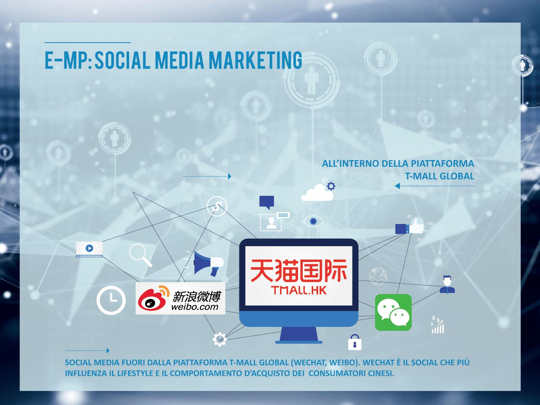 Social Media Marketing E-Marco Polo
